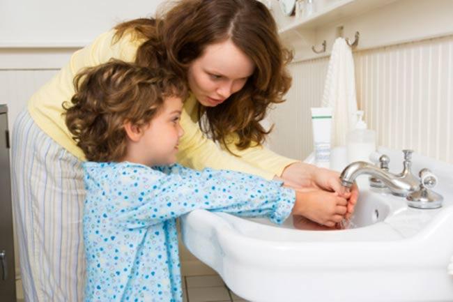 क्या आप ठीक से धोते हैं हाथ?