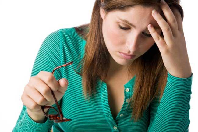 तनाव की समस्या