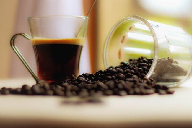 एक्सरसाइज और कॉफी
