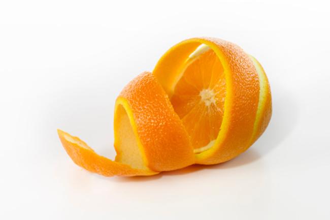 संतरा स्क्रब