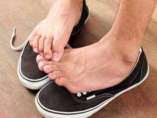 Natural treatment options that can help cure itchy feet