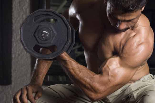 मजबूत बाजुओं के लिए व्यायाम