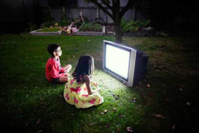टीवी से बचने की नसीहत
