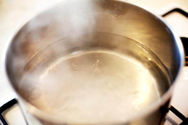 Boiled Water