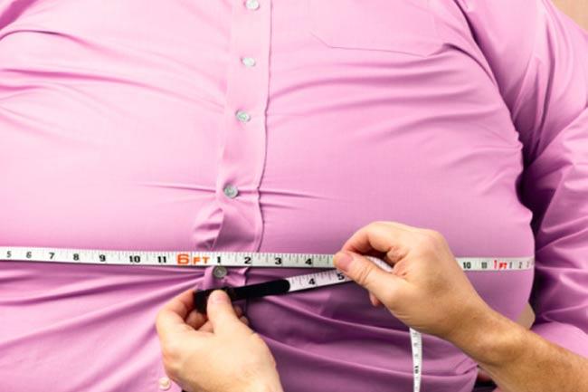 पेट की चर्बी का परीक्षण