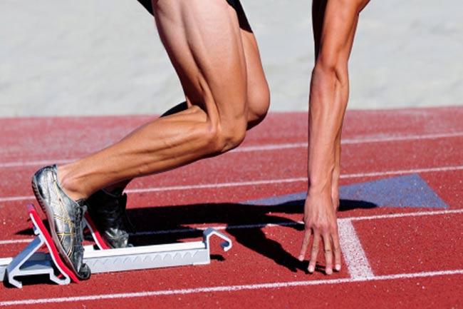 बहुत तेज न दौड़ें