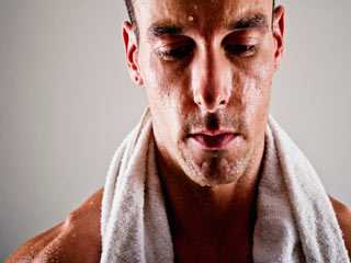 Why do you Sweat More Than Normal?