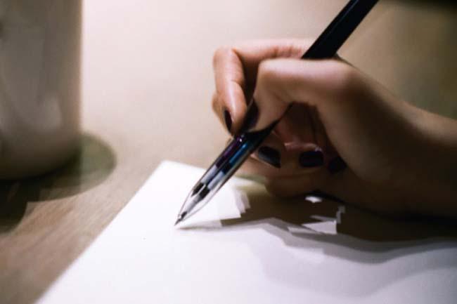 जो सीखा है वह लिखें