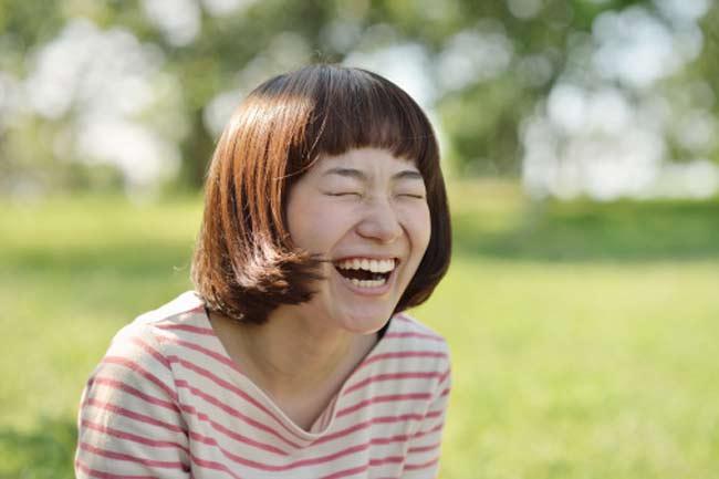 हंसी के फायदे