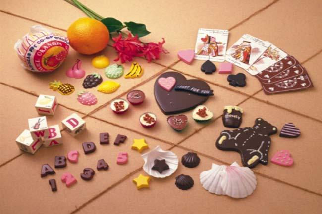 चॉकलेट गेम