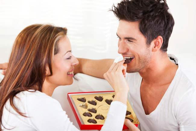 दिन की शुरुआत चॉकलेट से करें