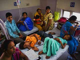 The Disease that is Gripping India:What is Japanese Encephalitis