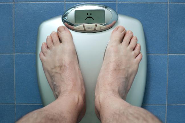 बढ़ता वजन