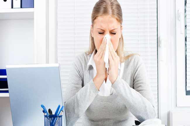 सर्दी-जुकाम की समस्या