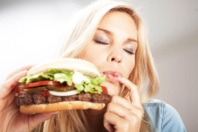 आहार के प्रति लालसा