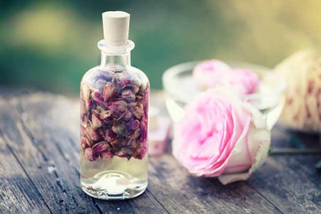 गुलाब का तेल