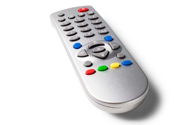 टीवी रिमोट