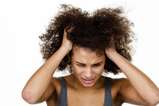 Dry, Thinning Hair