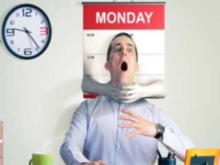सोमवार को क्यों बुझे-बुझे रहते हैं आप