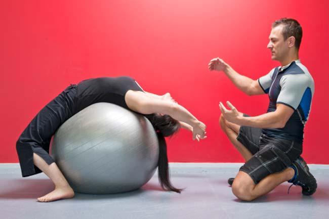व्यायाम के लिए प्रोत्साहन