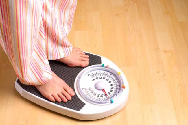 वजन कम कर फिट रखता है