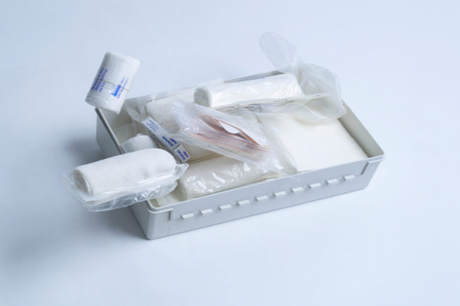 Organise the First Aid Box