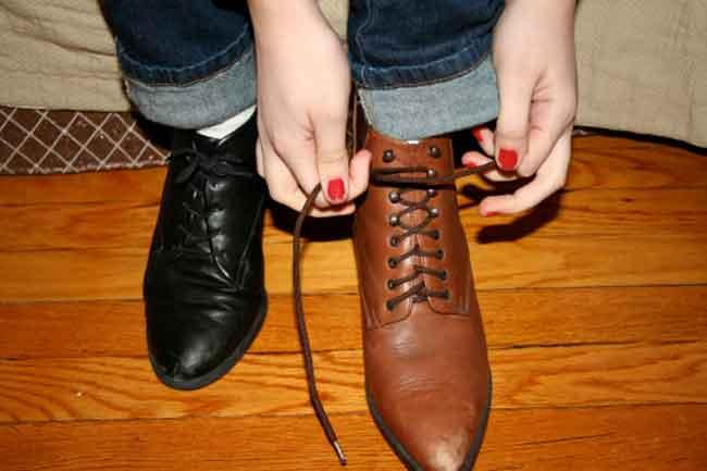 जूतों की पसंद से व्यक्तित्व की जानकारी