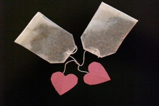 टी बैग के फायदे