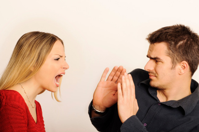 गुस्सा शांत करें