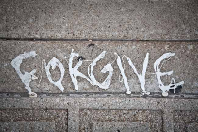 Forgive Someone