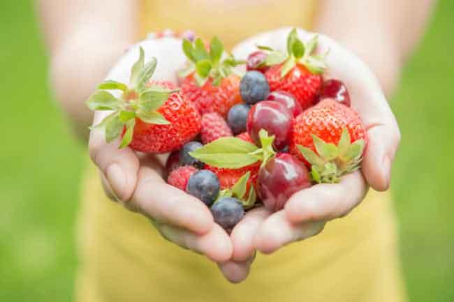 पौष्टिक आहार ही खाएं