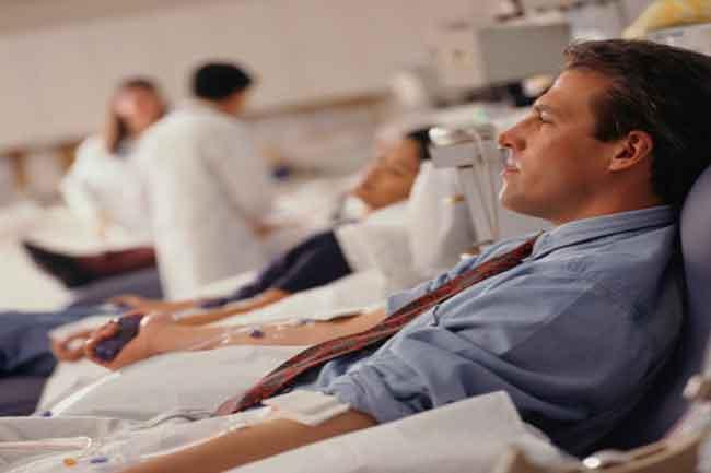 रक्तदान से सेहत को नुकसान