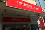 Jawed Habib Hairxpreso in Uttar Pradesh