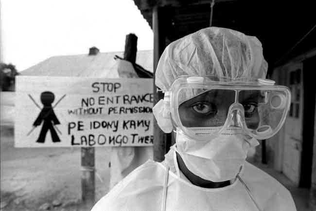 एबोला वायरस डिजीज (Ebola virus disease)