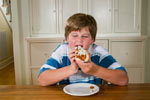 Obese Kids are at a Higher Risk of Diabetes, high BP