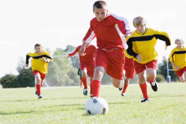 फुटबॉल के लिए स्ट्रेंथ एक्सरसाइज