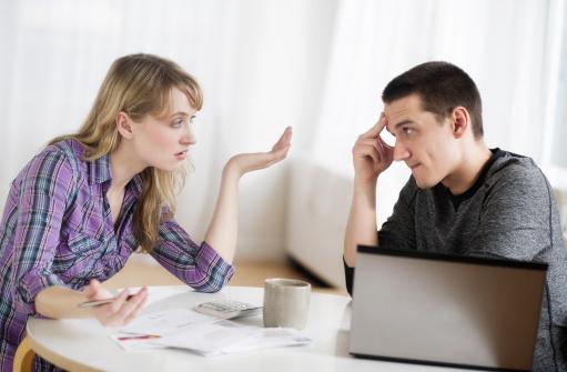 क्या तुम्हारे माता-पिता तुम पर निर्भर हैं?