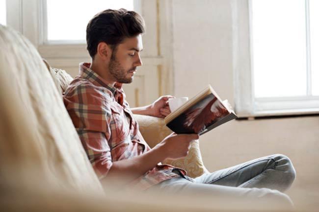 पढ़ने की आदत डालें