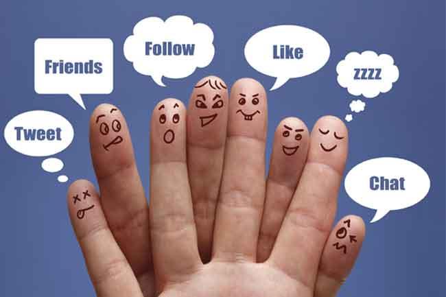 शोशल नेटवर्किंग साइटें