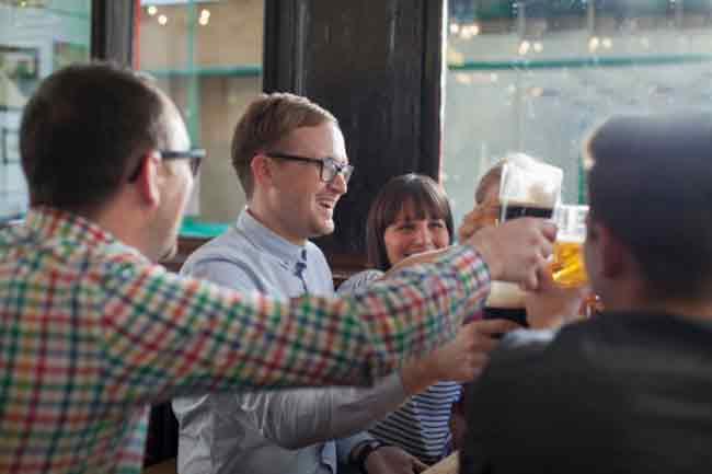 बीयर पीने वाले लंबा जीते हैं