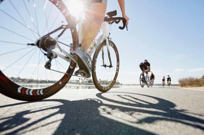 साइकिलिंग को लेकर