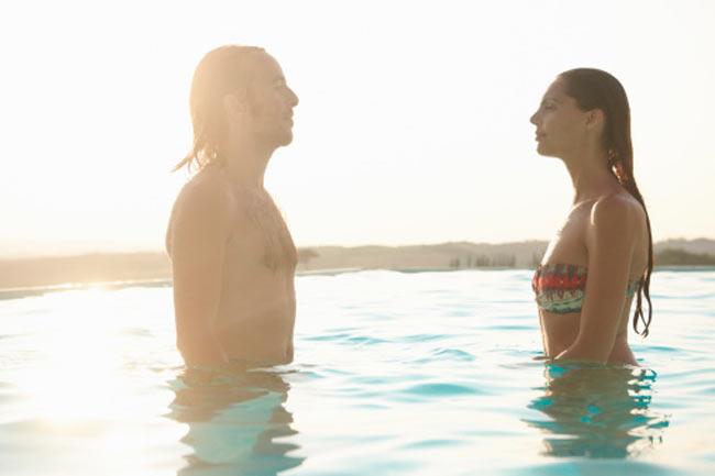 पानी में यौन संबंध न बनायें