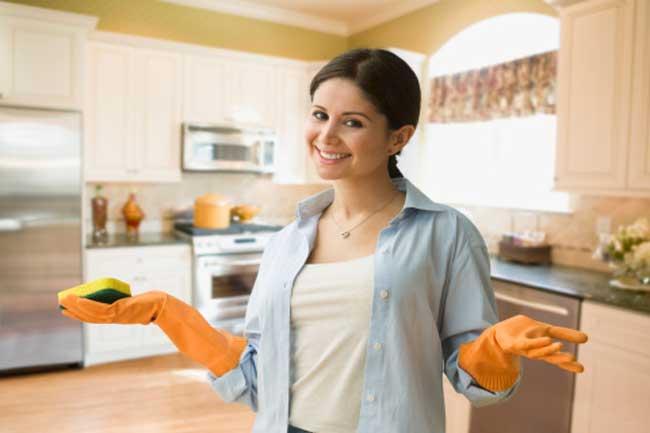 घर के काम करना व्यायाम के बराबर है