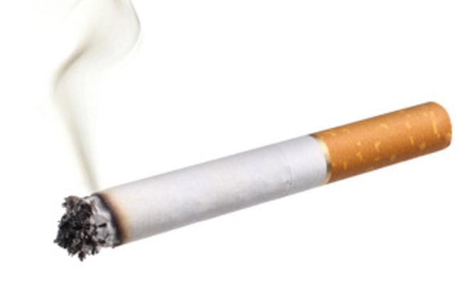 Smoking in Bedroom
