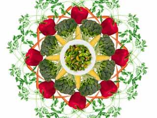 रंग-बिरंगे फल और सब्जियां रखें गर्भावस्था में फिट