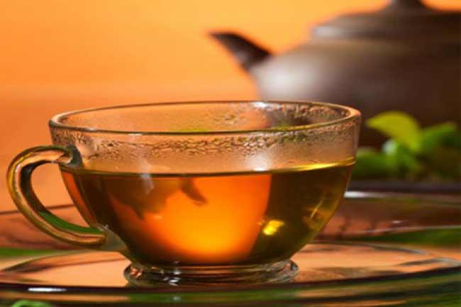 मशरूम की चाय