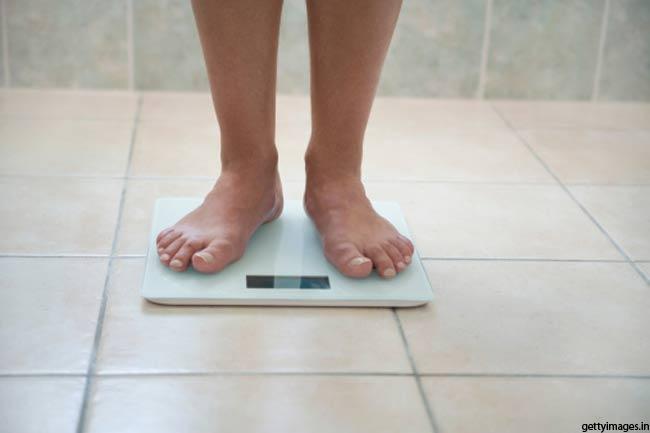 बढ़ते वजन को कम करें