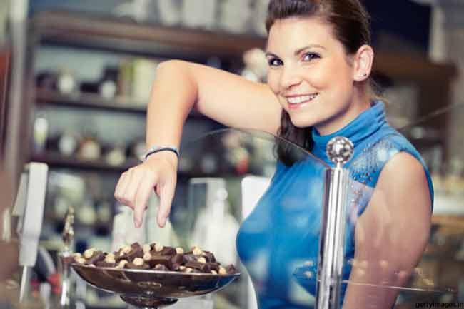 चॉकलेट की मिठास जगाए आस