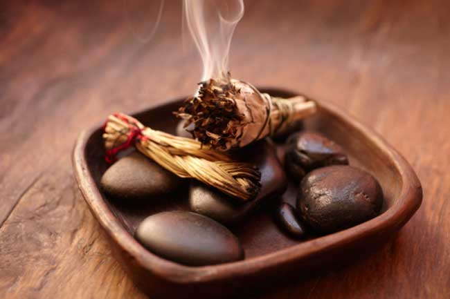 The Olfactory Aphrodisiac, Incense