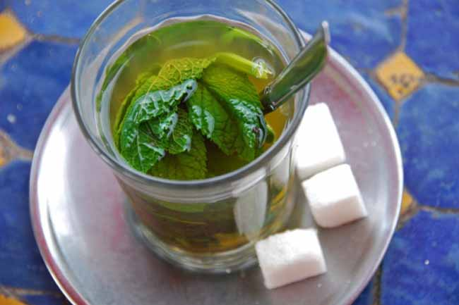 Mint Tea Remedy